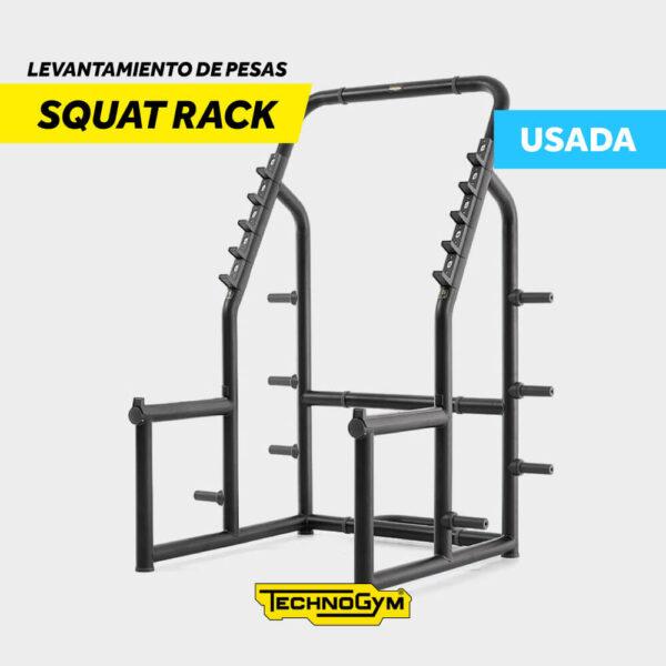 Venta de Levantamiento de Pesas Squat Rack de Technogym USADA