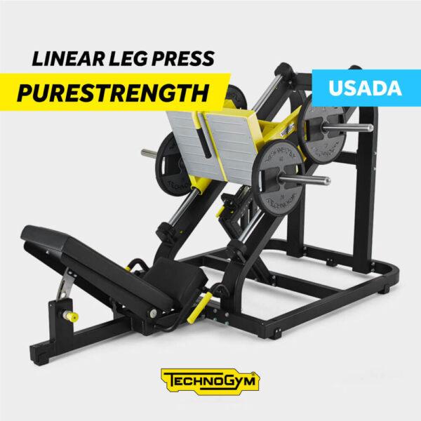 Venta de Linear Leg Press PureStregth Tren Inferior de Technogym USADO