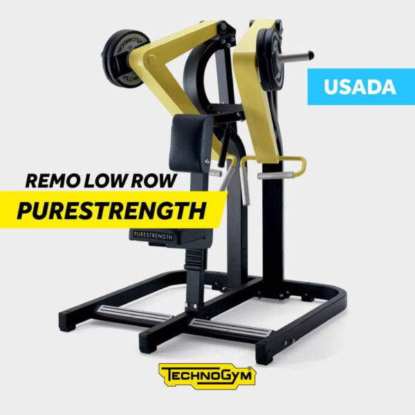Venta de Remo Low Row Purestregth de Technogym Usado