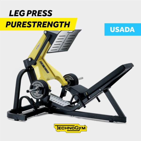 Venta de Leg Press PureStrength de Technogym USADO
