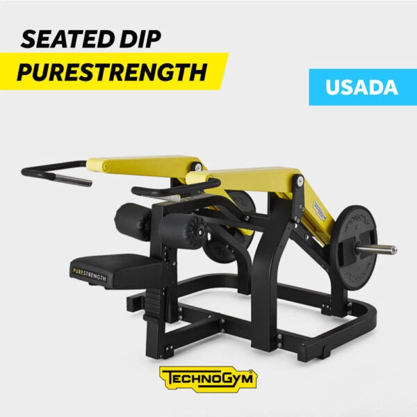 Venta de Seated Dip PureStrength de Technogym USADO