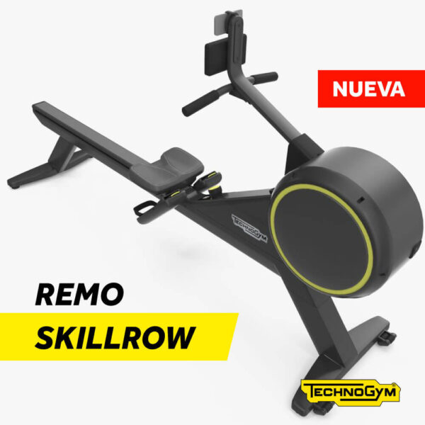 Remo Skillrow Technogym Nuevo