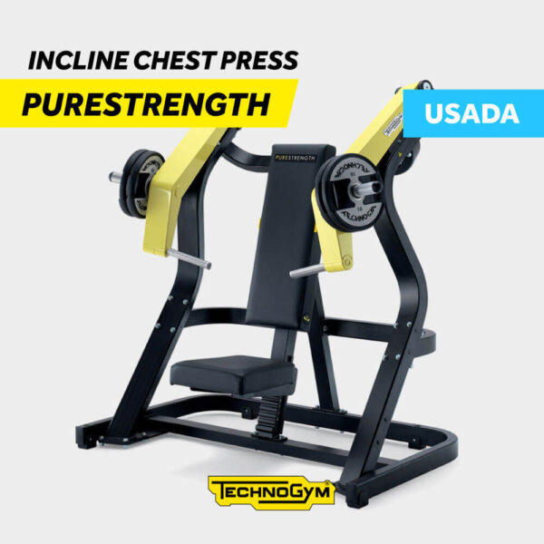 Venta de Incline Chest Press PureStrength de Technogym USADO