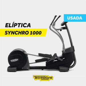 Venta de Elíptica Synchro 1000 de Technogym USADA