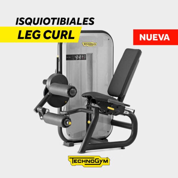 Venta de Leg Curl Isquiotibiales de Technogym NUEVA