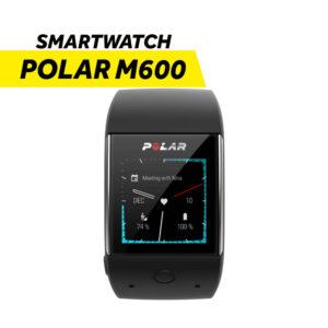 Smartwatch Polar M600 BLK con GPS