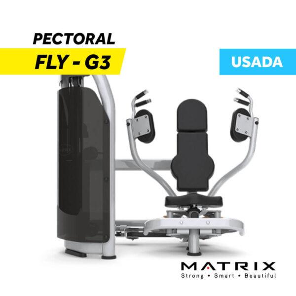 Venta Pectoral Fly G3 Matrix USADA