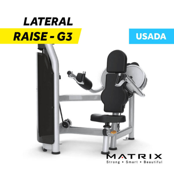 Venta Lateral Raise G3 Matrix USADA