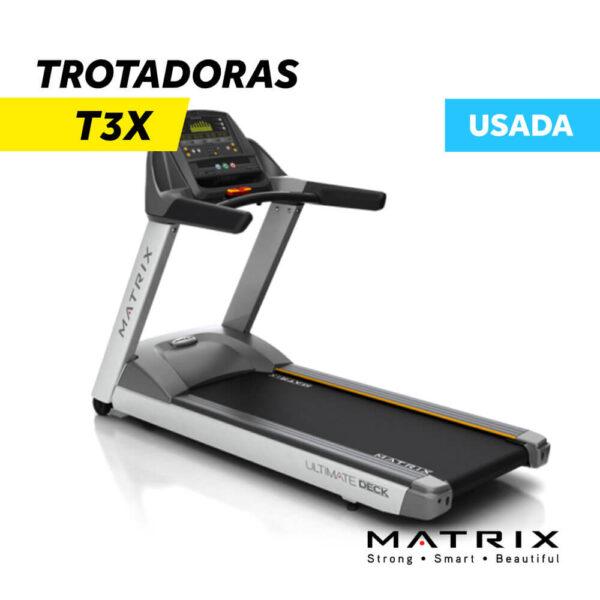 Venta Trotadora T3x Matrix USADA