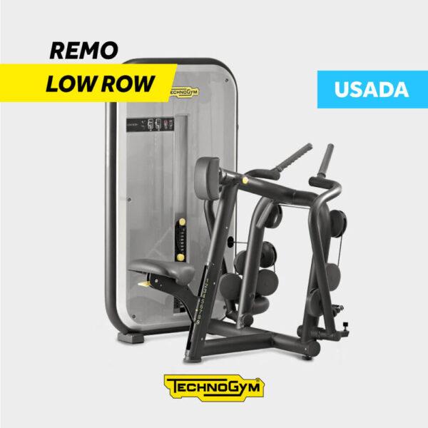 Venta de Remo low row Unity technogym usada