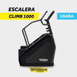 Escalera Climb 1000 Technogym usada