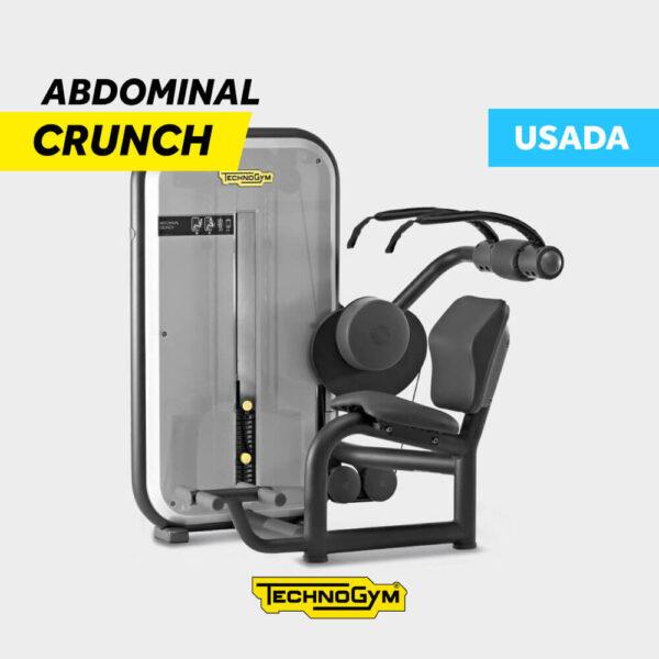 Venta de Abdominal Crunch de Technogym USADA