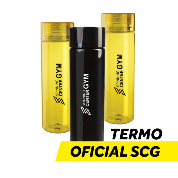 Termo Spinning Center Gym
