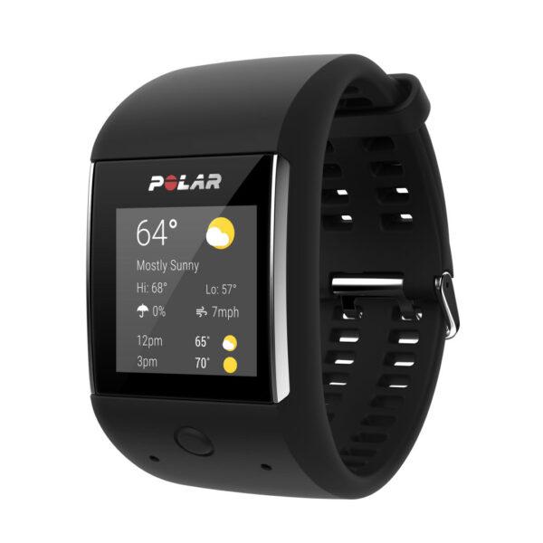 Smartwatch Polar M600 BLK con GPS 2