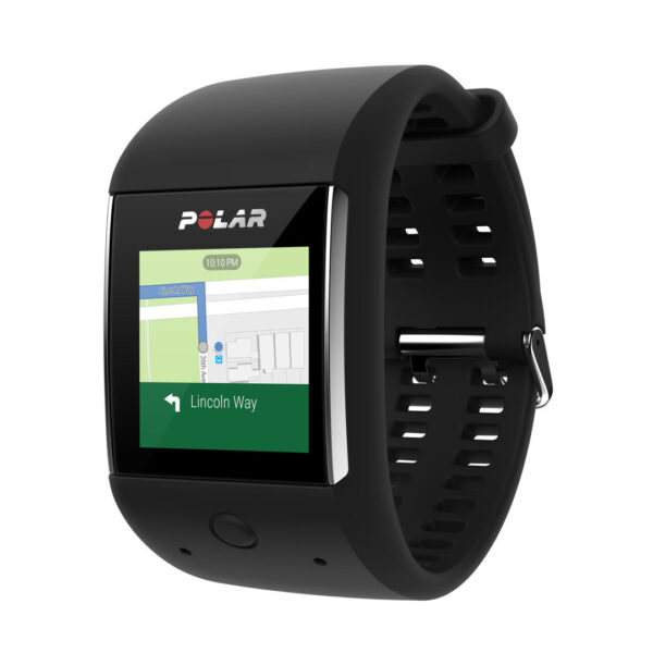 Smartwatch Polar M600 BLK con GPS 3