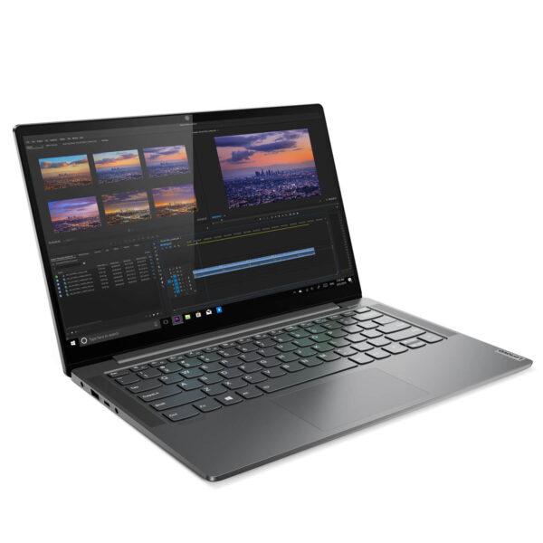 "Portátil Lenovo Core i5 16GB 256GB SSD Yoga S740 14"" Iron Grey"