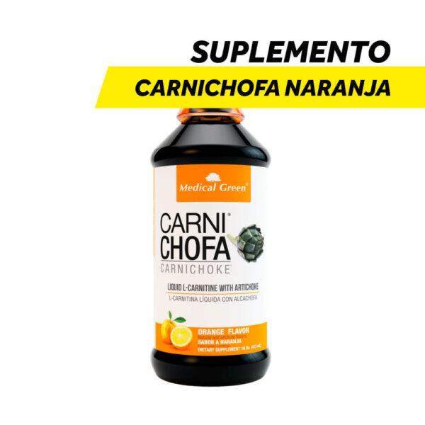 Suplemento Dietario Carnichofa Naranja x 16 Onzas