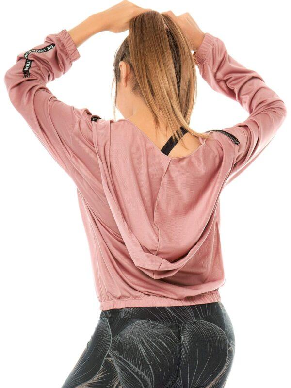 Chaqueta para Mujer con Capucha Deportiva Chamela 3