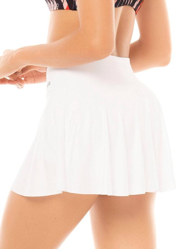Falda Short Deportiva para Mujer Chamela 6