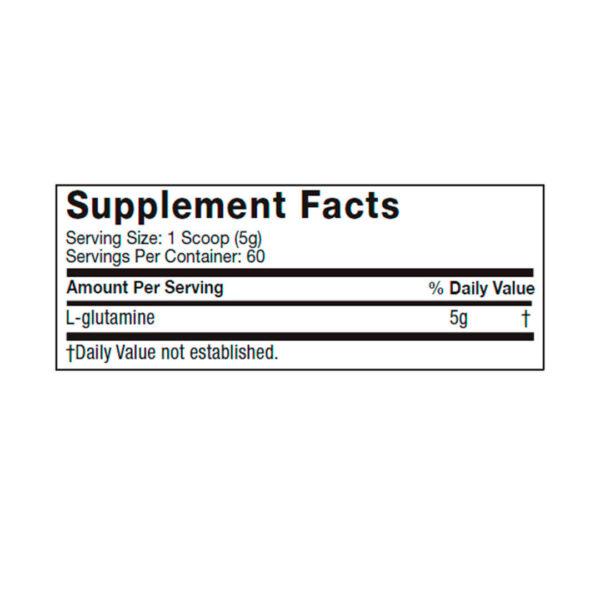 Glutamina - Platinum Glutamine MuscleTech x 302 gr. 2