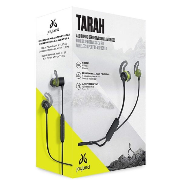 Audífonos Inalámbricos JayBird In Ear BT TARAH