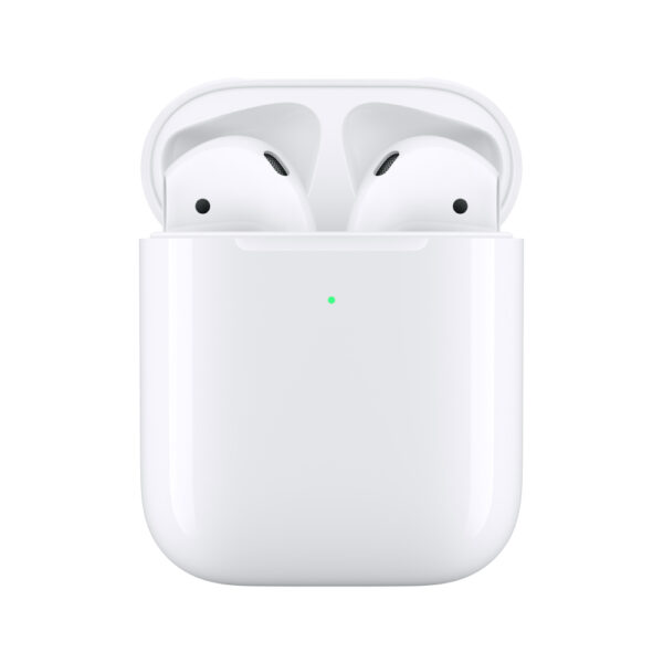 Apple Airpods (2GEN) Con Case de Carga Inalámbrica