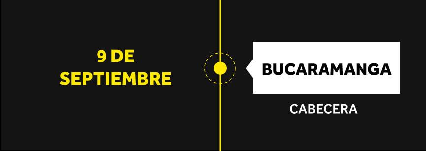 Reapertura Bucaramanga