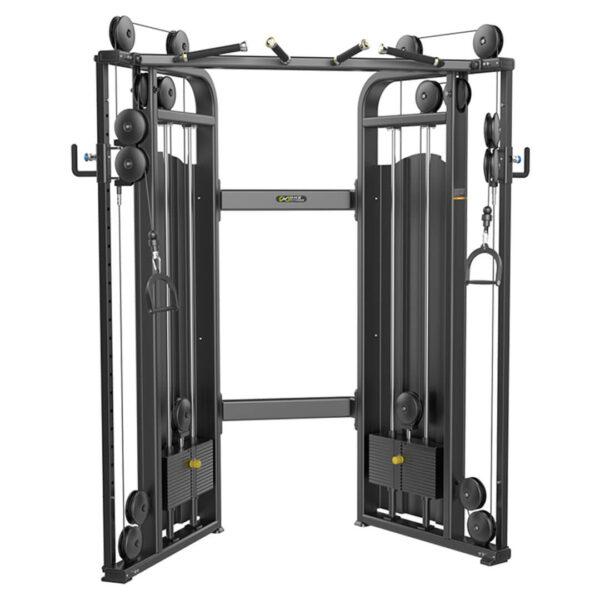 Venta de POLEA DUAL AJUSTABLE (Functional Trainer) 91*2 kg