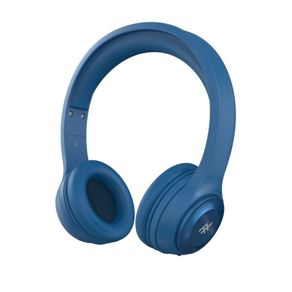 AUDÍFONOS INALÁMBRICOS ON EAR BT AUDIO TOXIX BLUE
